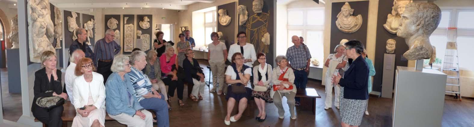 Les Amis du Musée Saint-Raymond